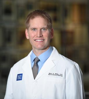Marc H. Willis, DO, BS, associate professor of radiology and orthopedic surgery, is a main clinical advisor for R-SCAN.