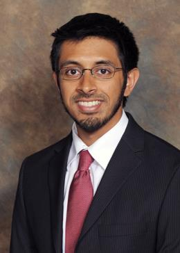 Saad Ranginwala, MD, radiology resident at University of Cincinnati, helps manage the radiology department's Instagram and Figure 1 accounts.