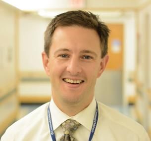 Alexander J. Towbin, MD, associate chief of clinical operations and radiology informatics in the radiology department at Cincinnati Children's Hospital Medical Center, leads the social media outreach initiative at Cincinnati Children's Hospital.