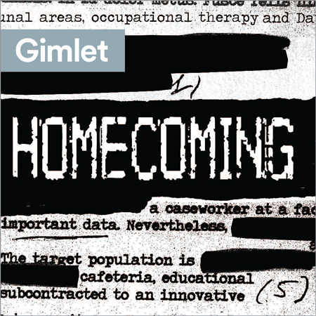<title><i>Homecoming</i>—The Podcast</title>
