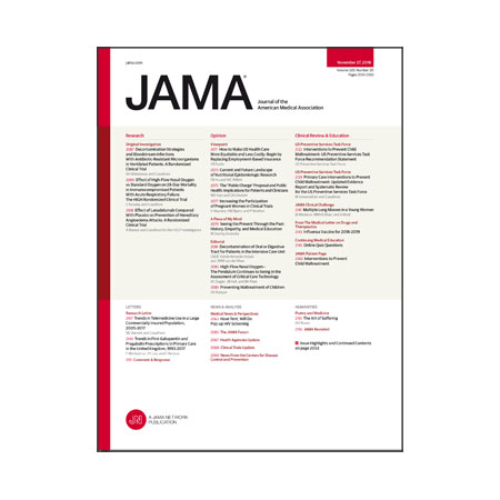 <title>ICU Decontamination Strategies, High-Flow Nasal Oxygen for Respiratory Failure, Child Maltreatment Screening Guidelines, and more</title>