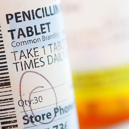 Penicillin Allergy—It's Less Common Than You Think