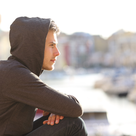 <title>How Adolescent Boys' Need for Friendship Affects Their Mental Health</title>