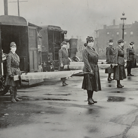 <title>Vulnerability to Pandemic Flu Could Be Greater Today Than a Century Ago</title>