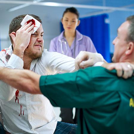 <title>Ensuring Staff Safety Against Violent Patients</title>